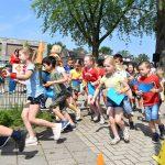 Leerlingen van Het Kompas halen €6.594 op met sponsorloop voor goede doel