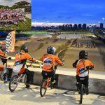 1 juli: Officiële opening BMX baan FCC Barendrecht