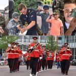 FOTO'S: Veteranendag Barendrecht 2018 op het gemeentehuisplein