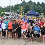 Tennisverenigingen organiseren samen Beach Tennis Toernooi op de Bongerd