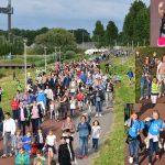 FOTO'S: Dag 2 - Avondvierdaagse Barendrecht 2018