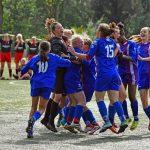 Succesvolle Girls Cup bij BVV Barendrecht