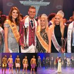 Claudio knapste man in Theater Het Kruispunt: Mister International Netherlands 2018