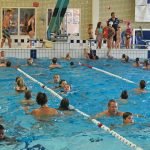 ZPB Zwemvierdaagse Barendrecht 2018 van start in het Inge de Bruijn Zwembad