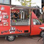 Nieuw op het gemeentehuisplein: Döner Foodtruck