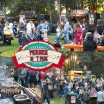 20 foodtrucks bij Picknick in 't Park op 22 en 23 juni: Smoothies, wafels, ijs, burgers, kipsaté en nog veel meer