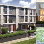 Nieuwbouwproject 'Seattle in Barendrecht': 30 eengezinswoningen in Vrijenburg Noord