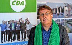 CDA wethouder Peter Luijendijk