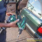 Barendrechter (33) in buurgemeente aangehouden voor heling, gereedschap vermoedelijk afkomstig van diefstal