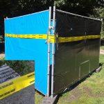 Dubbele asbestdumping in natuurgebied langs de Oude Maas