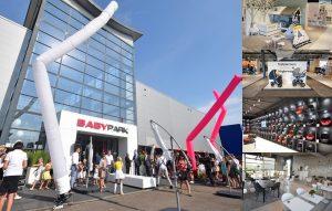 Foto's: Babypark Barendrecht officieel geopend, bijna 10.000 m2 winkeloppervlak