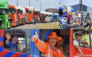 FOTO'S: Truckrun Barendrecht 2018