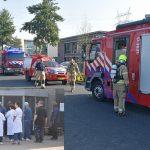 Brand door aangebrande broodjes bij afdeling van Maasstad Ziekenhuis aan de Deventerseweg