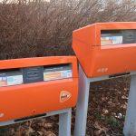 PostNL brievenbussen