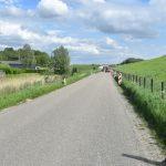 Achterzeedijk, Barendrecht thv Sportpark de Doorbraak en onderdoorgang A29