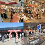 Drukbezocht open huis van vernieuwde 'Boon's Markt' aan de Marijkesingel
