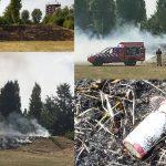 Vuurwerk aangetroffen bij grasbrand in het Riederpark