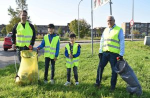 World Cleanup Day schoonmaakacties in Barendrecht
