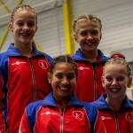 Turnsters GV Barendrecht in actie voor plaatsing finales NK Teams