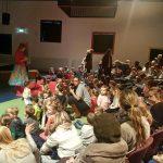 Kindervoorstelling De Speelfabriek breekt record in De Baerne