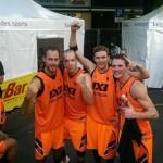 Heren Aarnoudse Binnenland derde bij 3x3 World Tour Masters (Binnenland Barendrecht)