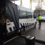 9 voertuigen in beslag genomen en €35.000 geïnd bij Politie en Belastingdienst controle