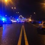 Hond veroorzaakt aanrijding 6 voertuigen, redder gewond op A15 bij Barendrecht