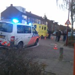 Ongeval met fiets op de Marijkesingel / Wilhelminastraat in Barendrecht