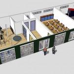 CAV Energie verwacht nieuw gebouw in de herfst (Barendrecht)