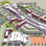 Nieuw centrum Barendrecht: Uitbreiding winkels, sloop woningen en meer parkeerplaatsen (Centrum Barendrecht)