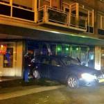 Gestolen auto uit Barendrecht gebruikt bij ramkraak op het Sint Jorisplein in Ridderkerk