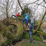 Struintocht voor stoere jongens en meiden in grienden langs de Oude Maas