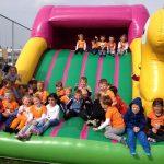 Foto's: Koningsspelen 2016 op basisscholen in Barendrecht