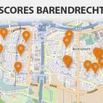 CITO scores 2013 van basisscholen in Barendrecht