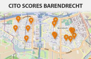 CITO Scores basisscholen Barendrecht