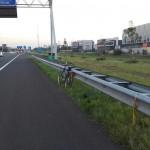 Op je fiets over de A29 naar IKEA door Google Maps navigatie