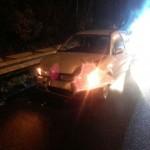 Ongeval met 6 voertuigen op A29 bij Barendrecht