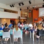 Calvijn Groene Hart (Barendrecht) organiseert Dinnershow voor Roparun