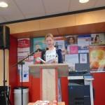 Calvijn Groene Hart neemt deel aan Read2Me voorleeswedstrijd