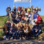 Tto-ers Groene Hart naar buitenland en ontvangst Franse studenten in Barendrecht