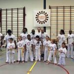 Capoeira lessen voor kinderen en volwassenen in Hof van Maxima