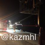 Brandweer vannacht gealarmeerd voor melding van scheepsbrand op de Oude Maas