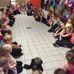 Dance2Demo Recreatie groepen Jazzdans GVB (Gymnastiekvereniging Barendrecht)