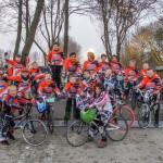 BMX-ers starten nieuw seizoen: staan te trappelen voor eigen nieuwe baan in Barendrecht