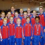 GVB (Barendrecht) succesvol tijdens regiokampioenschappen Zuid-Holland