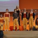 Hakuna Matata voorstelling door leerlingen Calvijn Groene Hart, Barendrecht