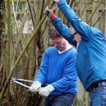 3.200 vrijwilligers-uren bij projecten van Present Barendrecht in 2016