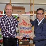 Nieuw bestuur voor Voedselbank Barendrecht