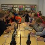 Technasiumklassen Dalton Lyceum (Barendrecht) naar Apple Amsterdam