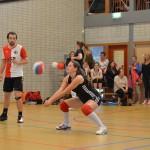Volleybalwedstrijden (31 mei), 50-jarig bestaan CVV Spirit Barendrecht
